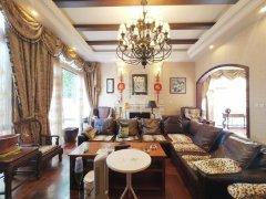 北京顺义中央别墅区美克美家品牌家具,随时看房,家具家电全齐,花了70万做的装修出租房源真实图片