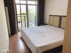 北京东城广渠门广渠门地铁站七号线,金桥国际公寓精装一居,随时可以看房出租房源真实图片