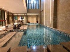 北京顺义天竺新出丽宫大独栋,室内电梯,临水系位置,家私齐全,停车方便出租房源真实图片