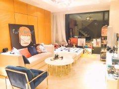 北京大兴亦庄林肯时代  林肯公园 出租国锐金嵿复式三居室,出租房源真实图片