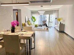 北京朝阳建外大街(经济实用也时尚)财富中心公寓,国贸CBD三居室,好房出租房源真实图片