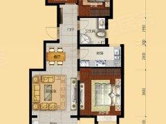 北京大兴庞各庄众美城 3室2厅1卫出租房源真实图片