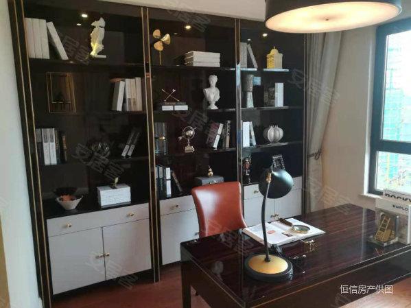 绿城百合花园 3室117平品质精致大H户型 近文