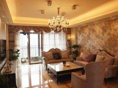 北京西城金融街金融街 西城晶华 豪华装修 三室 让您找到家的温馨出租房源真实图片
