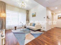 北京朝阳朝外大街新城国际 豪华两居 家具齐全 保养好 头次出租 随时看房出租房源真实图片