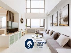 北京朝阳朝外大街(豪装复式)白色轻奢风格 业主二次装修双层复式 全新卫浴出租房源真实图片