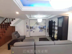 北京昌平北七家王 府新上联排别墅 豪华精装修 看房有钥匙.出租房源真实图片