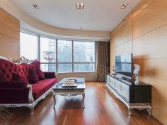 北京朝阳CBDCBD豪宅 国贸御金台 高层一居 精装 随时看房起租 带车位出租房源真实图片