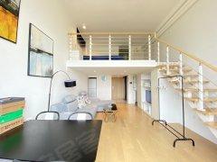 北京通州北关保利大都汇 精装修 1室 让您找到家的温馨出租房源真实图片