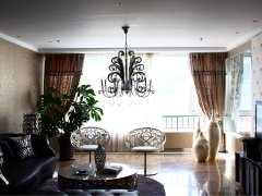 北京西城官园西派国际公寓 2室2厅2卫出租房源真实图片