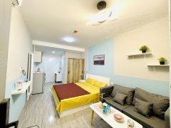 北京朝阳豆各庄地铁7号一室一厅 0中介 日照足 实拍图出租房源真实图片