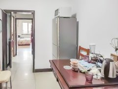 北京西城金融街京畿道小区 2室1厅1卫 格局方正 经典实用出租房源真实图片