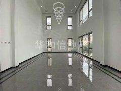 北京通州通州周边格拉斯新出独栋,手次出租,六居室,高挑空,双车库,可配齐家私出租房源真实图片