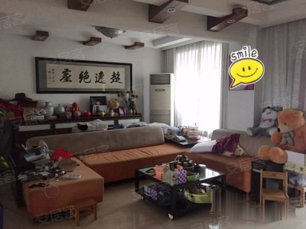 江南春晓+近一号线+5+阁送前后露台精装实景图房东置换诚心出二手房
