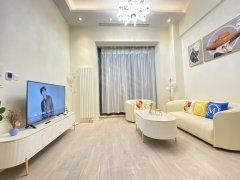 北京通州北关新光大复式 可做工作室 品质公寓 民水 楼下通惠河 通州北关出租房源真实图片