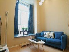 北京石景山八大处可 启迪香山 八大处 苹果精装复式 配置齐全 一室一厅出租房源真实图片