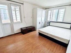 北京东城东直门外东营房八条 新中西街 工体 富华大厦 瑞士公寓 两居室出租房源真实图片