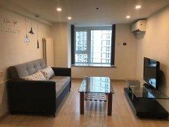 北京房山良乡远洋新仕界 1室1厅1卫 2550元月 精装修 45平出租房源真实图片