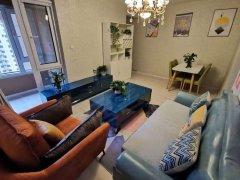 北京朝阳酒仙桥可月付 卡布其诺精装欧式一居室设备齐全干净整洁随时可看出租房源真实图片