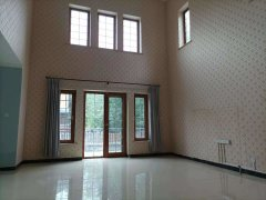 北京昌平北七家急租空房边户大独栋 可住家可作业 挑空厅 南向大绿地和阳台出租房源真实图片