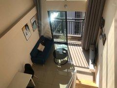 佛山南海金融高新区万科金域中央  全屋定制家私   随时看房  装修新出租房源真实图片