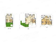 北京通州土桥金隅香溪家园 5室3厅4卫出租房源真实图片