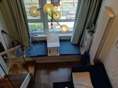 北京顺义石门好房推荐,26街区精装一居室,需要快来,不然拍大腿出租房源真实图片