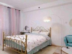 北京东城广渠门广渠门,夕照寺街自由季精装一居室随时可以看房出租房源真实图片