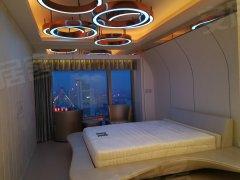 北京朝阳建外大街银泰中心柏悦府320平两居室东北向,看房提前约出租房源真实图片