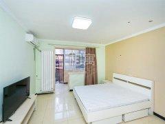 北京海淀公主坟万寿路地.铁100米 精装修两居室 只租6300 先到先得出租房源真实图片