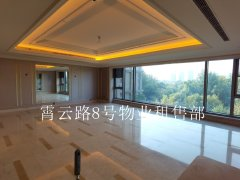 北京朝阳燕莎物业直租514平米大平层,小区中心位置,有钥匙,看房方便出租房源真实图片