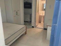 北京顺义石门公寓直租押一付一,无中介费包水费网费卫生费,离地铁站500米出租房源真实图片