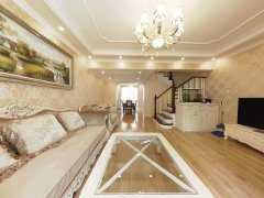 北京朝阳亚运村紫玉山庄 4室2厅 复式 豪装出租房源真实图片