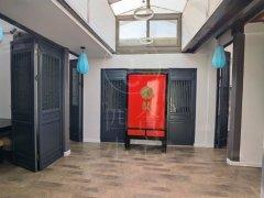 北京东城东四东四 美术馆 张自忠路 轿子胡同独门独院适合居家 办公 会所出租房源真实图片