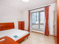 北京西城金融街西城,金融街,丰侨公寓精装修西北向两居室急租,中间楼层出租房源真实图片