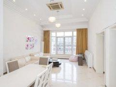 北京海淀万柳万泉 三期 大平层  精装修41户型 客厅挑高5米 有钥匙出租房源真实图片