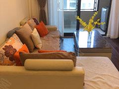 杭州萧山开发区万科海上明月 三房豪装出租 建设一路地铁口 宝龙广场对面出租房源真实图片