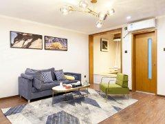 北京东城东四十条阳光都市精装2居室,随时看房 随时起租出租房源真实图片