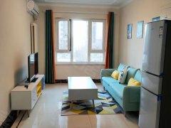 北京石景山金顶街金安桥 喜隆多 60平大一居室 实图拍摄 随时看房入住 有钥出租房源真实图片