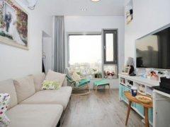 北京朝阳柳芳西坝河 MASTER领寓 精装一室一厅出租房源真实图片