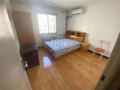 北京海淀小西天新街口城建宿舍3居室次卧1出租房源真实图片
