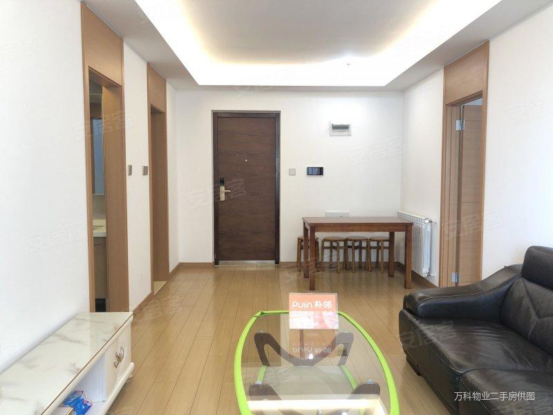 万科紫悦湾3室2厅1卫89㎡南150万