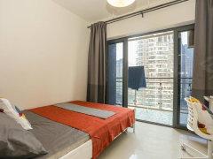 遮陽大窗簾 讓睡個好覺 綠地新都會 東風南路地鐵口楷林IFC