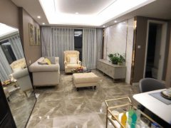 南京建邺奥南河西 精装两室 几乎全新 出租 看房随时出租房源真实图片
