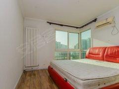 北京海淀世纪城世纪城晨月园整租户型方正两居室 小区中心采光好出租房源真实图片