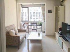 北京西城金融街金融街 西单 丰融国际 丰侨公寓小区 精装一居看房方便出租房源真实图片