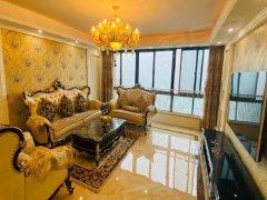 杭州萧山北干绿洲嘉园实拍图顶跃3层6房4卫电梯房拎包入住出租房源真实图片
