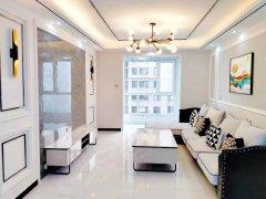 北京西城月坛金融街,西二环豪装一室一厅新小区,南礼士路惠泽附近,建邦礼仕出租房源真实图片