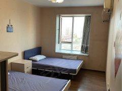 北京通州通州北苑京贸国际公寓 3室1厅2卫 次卧 南出租房源真实图片