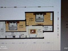 北京东城东花市本家润园(C区) 2室1厅1卫出租房源真实图片